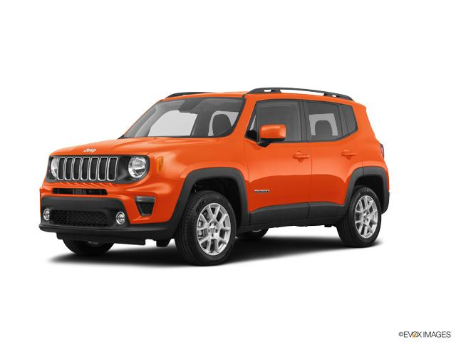 2020 Jeep Renegade Vehicle Photo in Oshkosh, WI 54901
