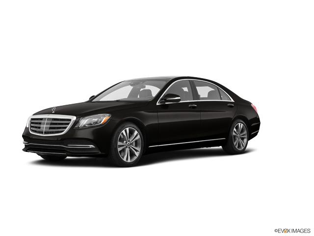 2020 Mercedes-Benz S-Class Vehicle Photo in Houston, TX 77079