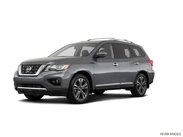2020 Nissan Pathfinder Vehicle Photo in Annapolis, MD 21401