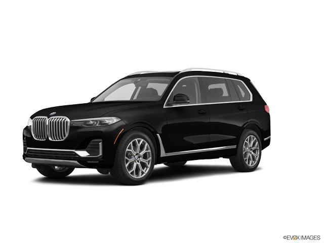 2020 BMW X7 xDrive40i Vehicle Photo in El Paso , TX 79925