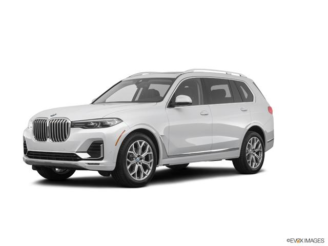 2020 BMW X7 xDrive40i Vehicle Photo in Grapevine, TX 76051