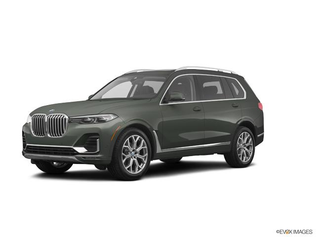 2020 BMW X7 xDrive40i Vehicle Photo in Appleton, WI 54913