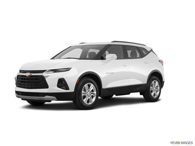 2020 Chevrolet Blazer Vehicle Photo in Lowell, IN 46356
