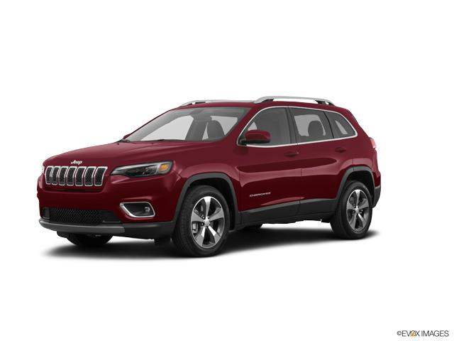 2020 Jeep Cherokee Vehicle Photo in Fort Worth, TX 76116