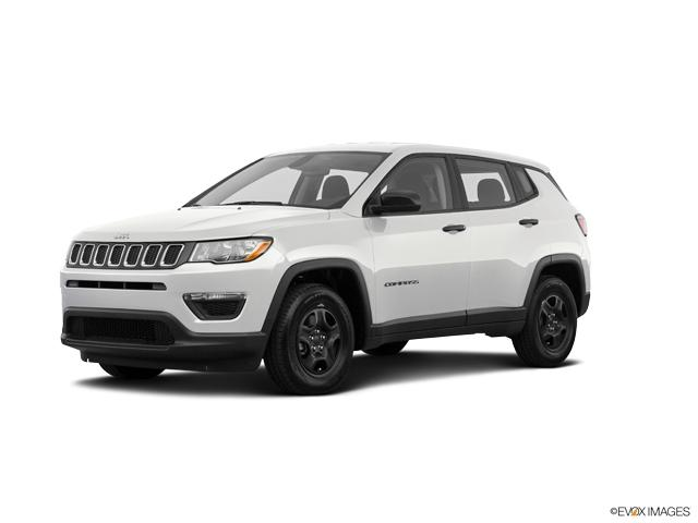 2020 Jeep Compass Vehicle Photo in Hartford, KY 42347