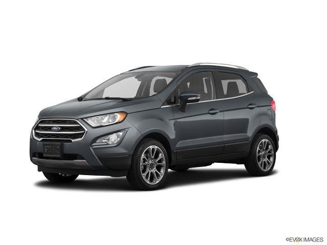 2020 Ford EcoSport Vehicle Photo in Colorado Springs, CO 80905