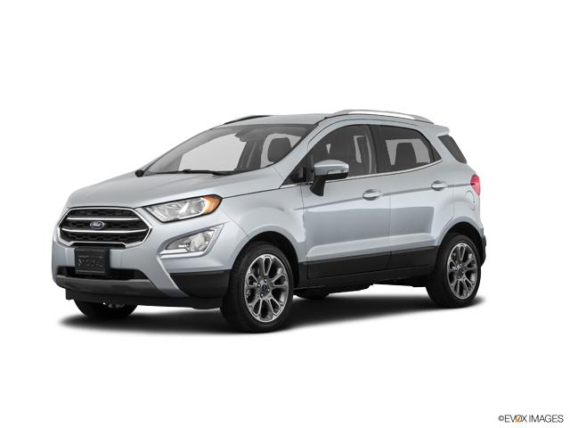 2020 Ford EcoSport Vehicle Photo in Joliet, IL 60586