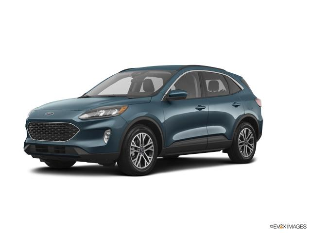 2020 Ford Escape Vehicle Photo in Colorado Springs, CO 80920