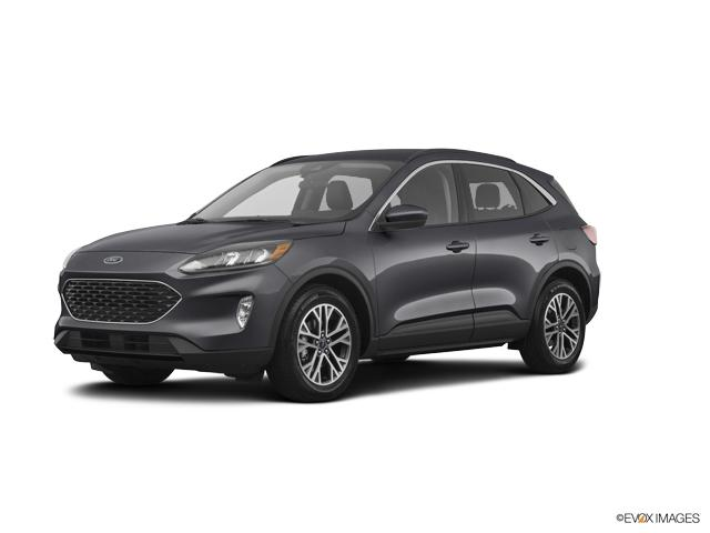 2020 Ford Escape Vehicle Photo in Colorado Springs, CO 80905