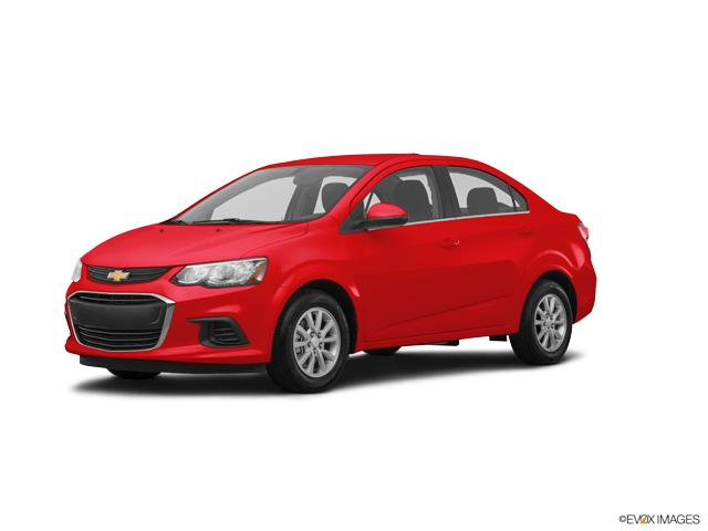 2020 Chevrolet Sonic Vehicle Photo in Pahrump, NV 89048