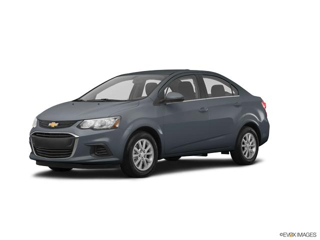 2020 Chevrolet Sonic Vehicle Photo in Greensboro, NC 27405