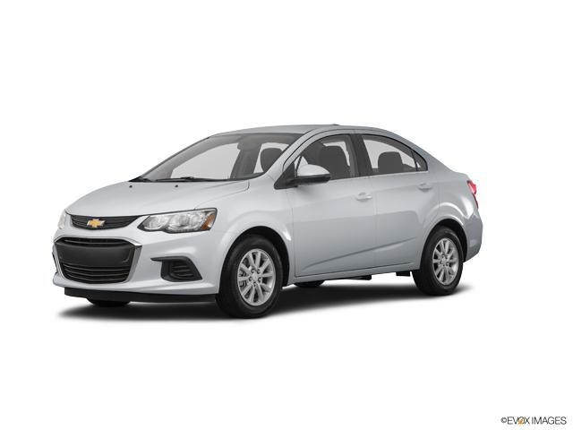 2020 Chevrolet Sonic Vehicle Photo in Medina, OH 44256