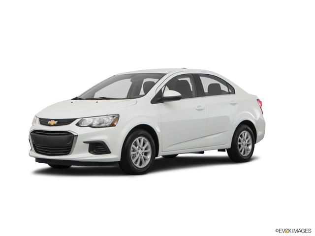 2020 Chevrolet Sonic Vehicle Photo in North Charleston, SC 29406