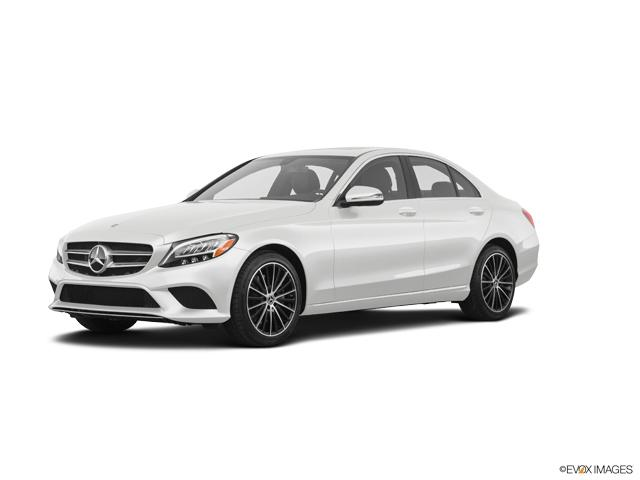 2020 Mercedes-Benz C-Class Vehicle Photo in Houston, TX 77079