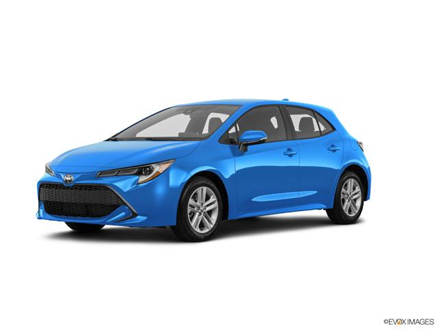 2020 Toyota Corolla Hatchback Vehicle Photo in Owensboro, KY 42302