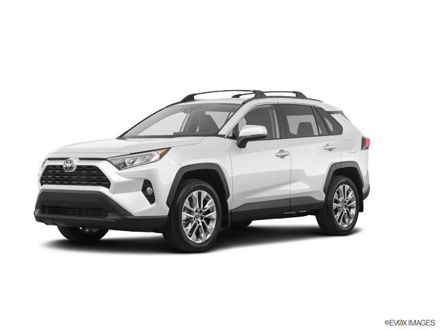2020 Toyota RAV4 Vehicle Photo in Oshkosh, WI 54904