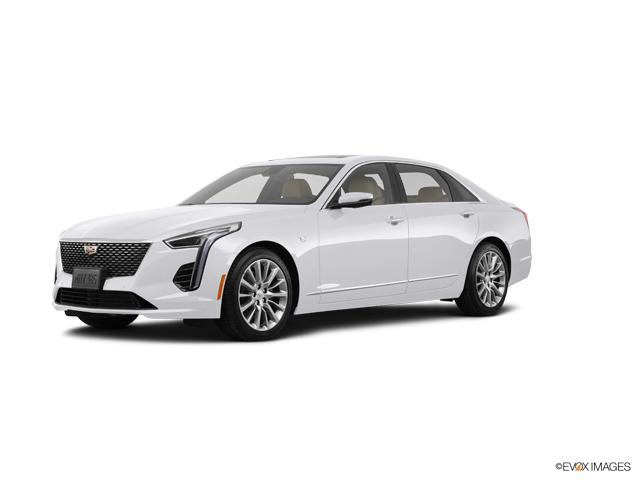 2020 Cadillac CT6 Vehicle Photo in Warren, OH 44483