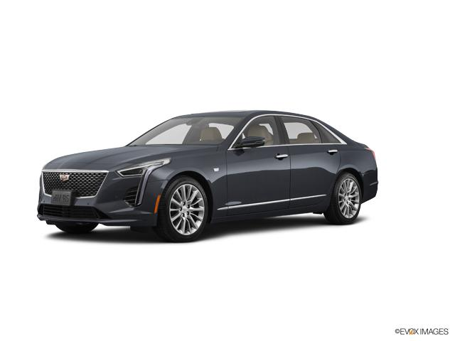2020 Cadillac CT6 Vehicle Photo in Arlington, TX 76011