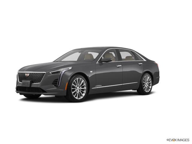 2020 Cadillac CT6 Vehicle Photo in Lansing, MI 48911