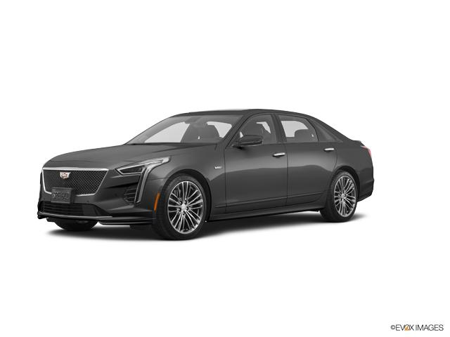 2019 Cadillac CT6-V Vehicle Photo in San Antonio, TX 78230