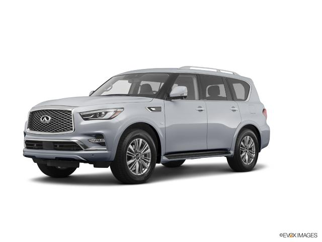 2020 INFINITI QX80 Vehicle Photo in Dallas, TX 75209