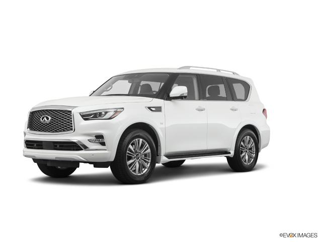 2020 INFINITI QX80 Vehicle Photo in San Antonio, TX 78230
