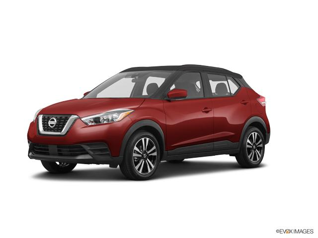 2020 Nissan Kicks Vehicle Photo in Appleton, WI 54913