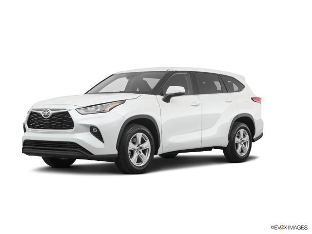 2020 Toyota Highlander Vehicle Photo in Owensboro, KY 42302