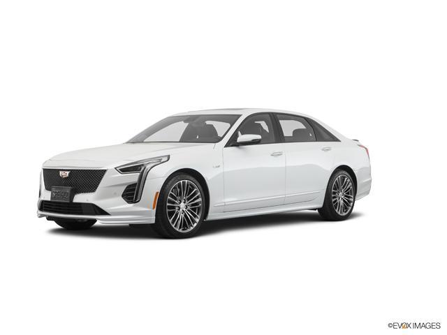 2020 Cadillac CT6-V Vehicle Photo in San Antonio, TX 78230