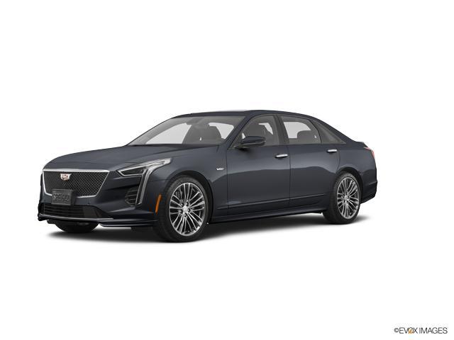 2020 Cadillac CT6-V Vehicle Photo in Houston, TX 77079