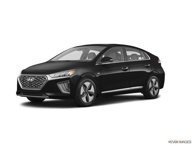 2020 Hyundai IONIQ Hybrid Vehicle Photo in Peoria, IL 61615