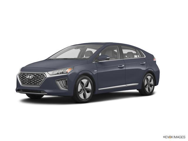 2020 Hyundai IONIQ Hybrid Vehicle Photo in Owensboro, KY 42303