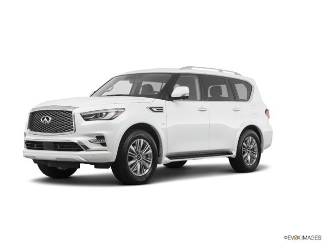 2021 INFINITI QX80 Vehicle Photo in San Antonio, TX 78230