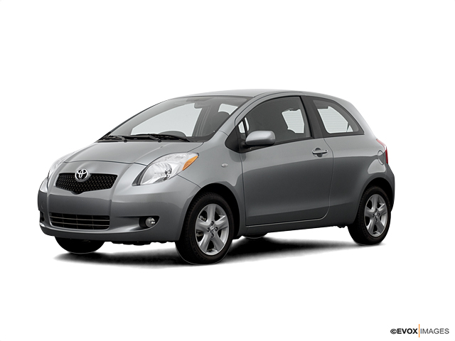 2007 Toyota Yaris Vehicle Photo in San Angelo, TX 76901
