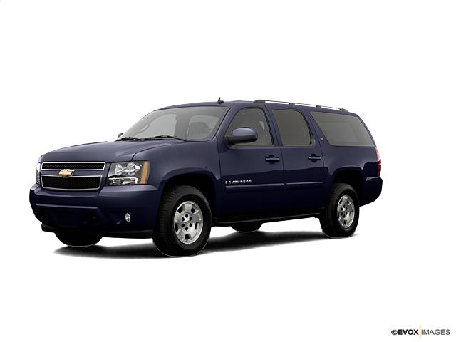 2007 Chevrolet Suburban Vehicle Photo in Moon Township, PA 15108