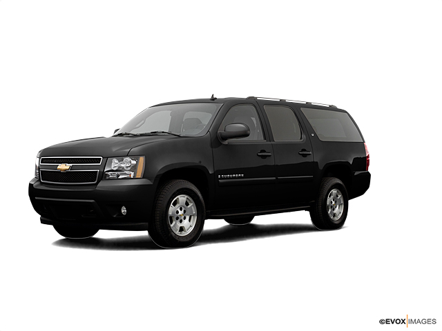 2007 Chevrolet Suburban Vehicle Photo in San Angelo, TX 76901