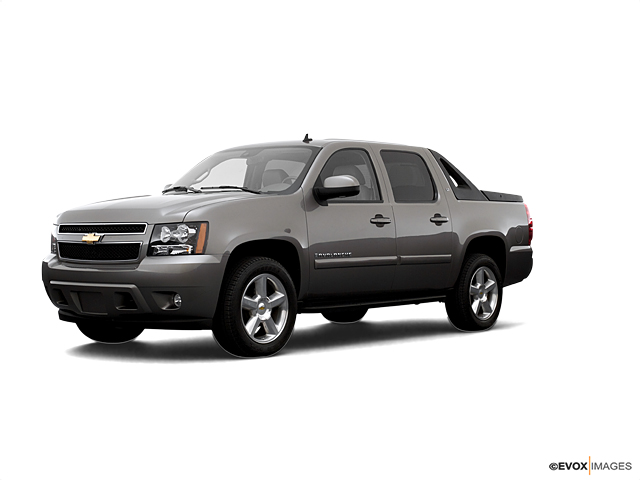 2007 Chevrolet Avalanche Vehicle Photo in Johnston, RI 02919