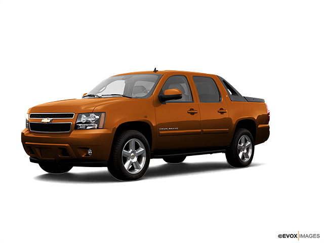 2007 Chevrolet Avalanche Vehicle Photo in Greeley, CO 80634