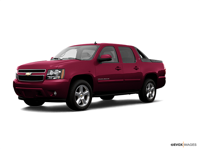 2007 Chevrolet Avalanche Vehicle Photo in Lubbock, TX 79412