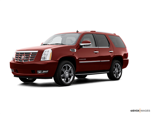 2007 Cadillac Escalade Vehicle Photo in Akron, OH 44320