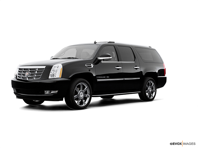 2007 Cadillac Escalade ESV Vehicle Photo in Casper, WY 82609