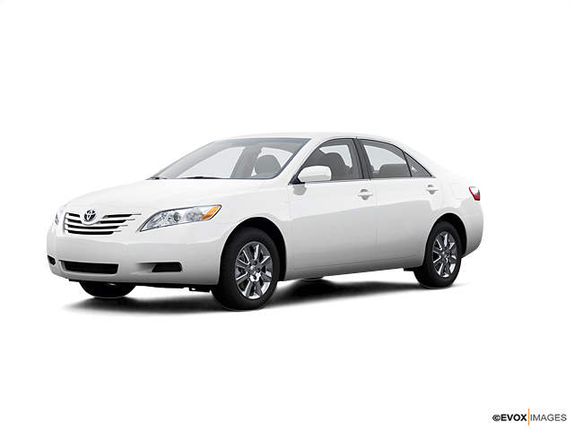2007 Toyota Camry Vehicle Photo in Decatur, IL 62526