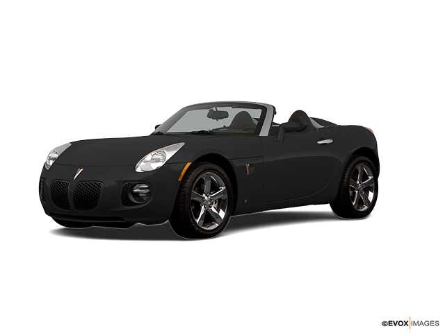 2007 Pontiac Solstice Vehicle Photo in Akron, OH 44303