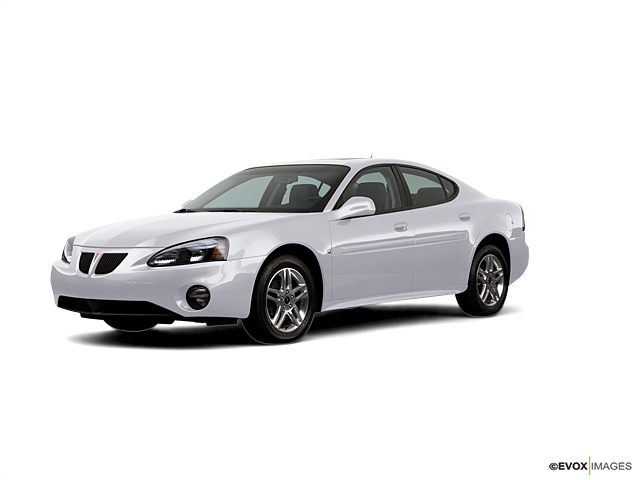 2007 Pontiac Grand Prix Vehicle Photo in Freeland, MI 48623