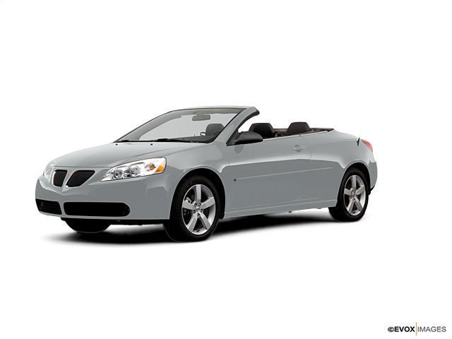 2007 Pontiac G6 Vehicle Photo in Akron, OH 44303