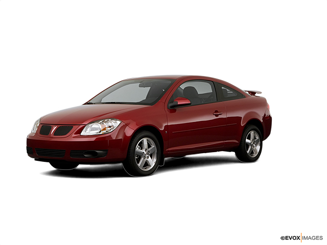 2007 Pontiac G5 Vehicle Photo in Akron, OH 44320