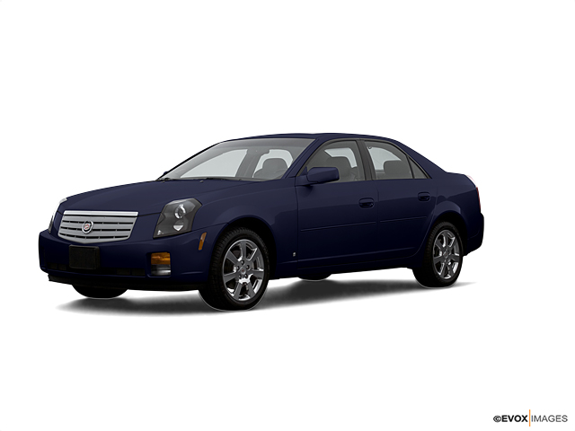 2007 Cadillac CTS Vehicle Photo in Atlanta, GA 30350