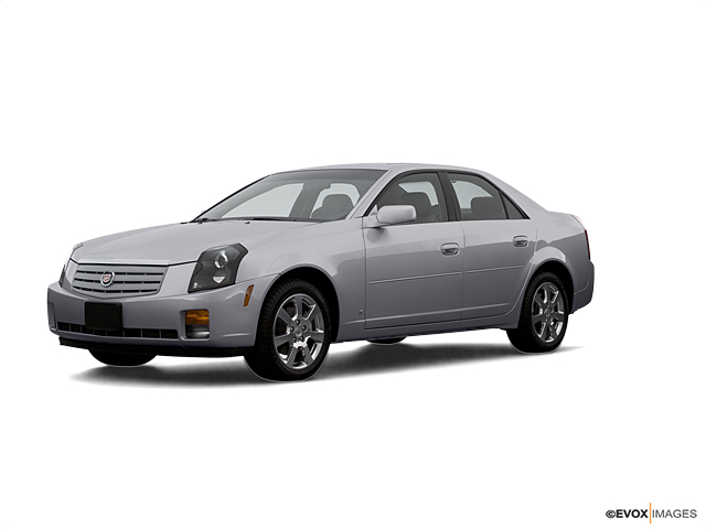 2007 Cadillac CTS Vehicle Photo in Austin, TX 78759