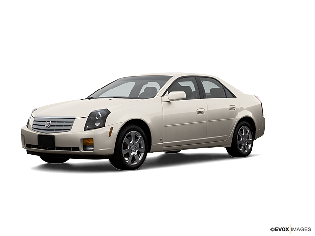 2007 Cadillac CTS Vehicle Photo in Beaufort, SC 29906