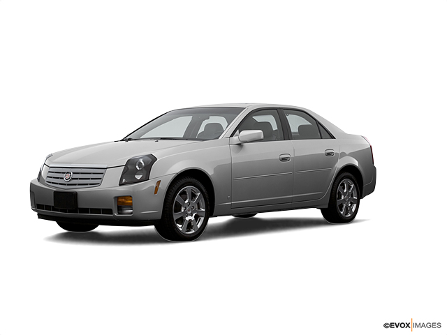 2007 Cadillac CTS Vehicle Photo in Rockford, IL 61107
